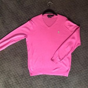 Polo sweater/classic